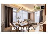 Disewakan Apartemen Southills 2 Bedroom 2 Bathroom Fully Furnished Bagus Siap Huni