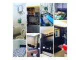 Sewa Tahunan / 3 Bulanan Apartemen Bassura City Furnished & Un Furnished Banyak Pilihan