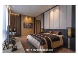 Disewakan / Dijual Apartemen Pakubuwono Spring - 2+1 BR Brand New Fully Furnished