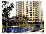 Sewa / Jual Apartemen Pondok Indah Residence Jakarta Selatan - Ready All Type 1 / 2 / 3 BR Brand New Fully Furnished