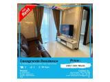 Disewakan Apartemen Casa Grande Residence - 2BR Lantai Tengah, Luxury Furnished, Lokasi Strategis by Asik Property