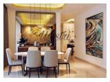 Disewakan Apartement Anandamaya Residence – 3 BR Suite 217 m2 Fully Furnished High Floor Private Lift