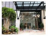 Sudirman Suites 2BR központi üzleti negyed 65 m2 CBD márka ÚJ BERENDEZÉS Modern belső ALACSONY ár