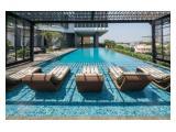 Sewa Apartemen The Accent Bintaro Tangerang Selatan - Studio 39 m2 Fully Furnished