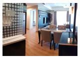 Disewakan Apartemen Casa Grande Residence (Mall Kota Kasablanka) – Tower Montreal 2 BR 76 Sqm Full Furnished
