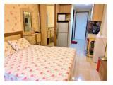 Tamansari Sudirman Fully Furnished Studio Apartment Near MRT Benhill, Thamrin, Senayan, Sudirman