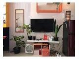 Sewa Apartemen Cantik Bassura City Jakarta Timur - Studio Fully Furnished