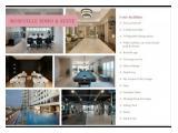 Disewakan Apartemen Roseville  Soho & Suite BSD -  2BR Eksklusif Baru Murah Fully Furnish Electronic