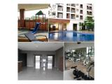 Disewakan Apartemen Serpong Greenview Tangerang -Type Studio 21m2 Unfurnished