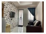 Apartemen Disewakan Sudirman Park-Jakarta Pusat 1BR, 38 m2, Fully Furnished, Lt.46