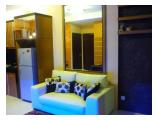 Sewa Harian / Bulanan / Tahunan Apartemen Mediterania 2 Jakarta Barat - 2BR 42m2 Bagus dan Strategis