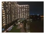Disewakan Apartement Trivium Terrace Apartement Lippo Cikarang 2bedroom View Lake BaguS