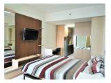 Studio Tamansari Sudirman Full Furnished near Senayan, Sudirman, Kuningan