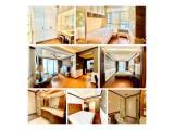 Jual / Sewa Apartemen Central Park Residences Jakarta Barat – 1 / 2 / 2+1 / 3+1 BR Fully Furnished