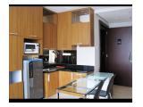 For Rent Kemang Mansion Apartment Jakarta Selatan - 1BR Furnished