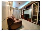 Living room 2 br luas 65