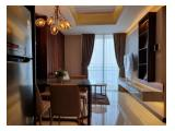 Disewakan Apartemen Casa Grande Residence Phase I, Phase II – Jakarta Selatan – Tower 1 / 2 / 3 BR Fully Furnished