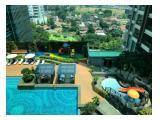 Disewa Apartemen Residence 8 Fully Furnished 1BR 76m Rp 16Jt Per Bulan RIZAL 08111710202 Kunci Ready