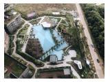 Jual dan Sewa Apartemen Goldcoast PIK - Type Studio, 1 BR, 2 BR, 3 BR, Penthouse & Terrace