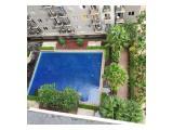 Sewa Apartemen Puri Park View di Jakarta Barat – 2 BR Fully Furnished Pool View Hook