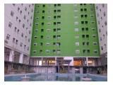 Sewa Apartemen The Green Pramuka Jakarta Pusat - 2BR Full Furnished surrounded by cozy environment
