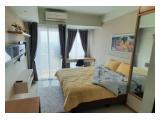 Disewakan Apartemen Grand Dhika City Bekasi Timur – Studio 26 m2 Fully Furnished Good Condition
