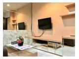 Disewakan Apartemen Cosmo Mansion Thamrin, Jakarta Pusat – 1 BR Full Furnished