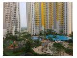Sewa Apartemen The Springlake Summarecon Bekasi - Studio B 21 m² Fully Furnished