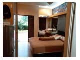 Disewakan Apartment Mediterania Garden Residences 2, tower J, lantai 1, J3, ukuran studio, full furnished
