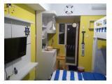 Apartemen tipe studio fasilitas terlengkap
