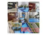 Disewakan Apartemen bassura city full furnish type Studio, 1Bedroom, 2Bedroom, 3Bedroom bulanan dan tahunan