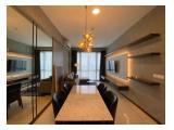 Disewa Apartemen Marigold Navapark BSD, Tangerang – Luxury 2 BR 91 m2 Premium Full-Furnished