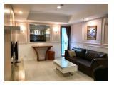 Disewakan dan Dijual Apartemen The Mansion Kemayoran Jasmine/Bougenville Full Furnish dan Kosongan