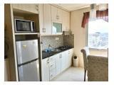 Disewakan Apartemen Cosmo Terrace 2BR Full Furnished