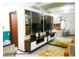thamrin residence 1br FF can pay monthly free maintenance low price and more