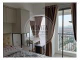 Disewakan Apartemen Midtown Serpong Tangerang - Studio Fully Furnished
