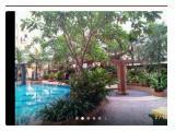 Disewakan Bulanan Apartemen City Garden Taman Palem Cengkareng Jakarta Barat - Studio 21 m2 Fully Furnished