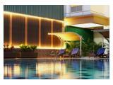 Sewa Apartemen Dekat Bandara Soekarno Hatta – Bandara City Full Furnished Full Facilities Free Service Charge