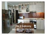 Sewa / Jual Apartemen Tamansari Semanggi / Taman Sari Semanggi – Type 2 BR 12-10 Juta / 1 BR 8 Juta Nego / Jual Studio Murah Banget Full Furnished 780