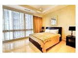 Disewakan Apartemen  Capital Residence SCBD - 2 BR + 1, 150 m2, Fully Furnished