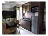 Green Lake Sunter 2BR furnish, semi furnish, dan unfurnish siap huni