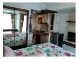 Disewakan Apartemen Tipe Studio Fully Furnished