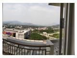Disewakan Apartemen Sentul Tower – Sentul City, Bogor – 1 BR 30 m2 Full Furnished