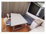 Dining / WFH Table + comfort sofa