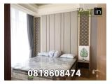 For Rent Apartment Southills at Kuningan, South Jakarta – Ready All Type 1 / 2 / 3 Bedroom Full Furnished