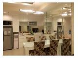 Disewakan Apartemen Casa Grande Residence Tower Montana 2+1 Bedrooms luas 80 Sqm Fully Furnished