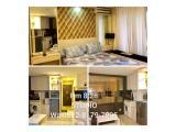 Sewa / Jual Apartemen Tamansari Semanggi / Taman Sari Semanggi – Type 2 BR 11-10juta /1 BR 7-8jt nego / Jual Studio Murah Banget Full Furnished 780