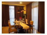 Disewakan Apartemen Senopati Suites – 2 & 3 BR Semi-Furnished / Fully Furnished Best Price