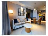For Rent Apartment Casa Grande Residence, 2br/3br, Angelo/Bella/Chianti, Furnished Brand New Furniture & Electronics, Jakarta Selatan