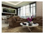 Disewakan Apartemen Pondok Indah Residence – 3 BR + Maid (159 sqm) Renovated & Furnished
